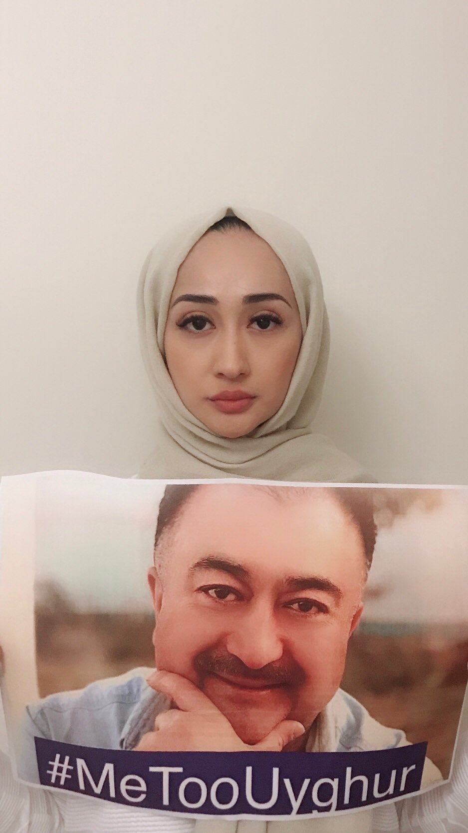 Daughter of famous Uyghur comedian is asking Chinese government to release her father